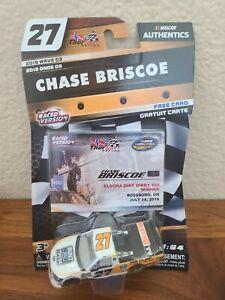 2019 Wave 3 Chase Briscoe Ford F-150 Eldora Win Truck 1/64 NASCAR Authentics