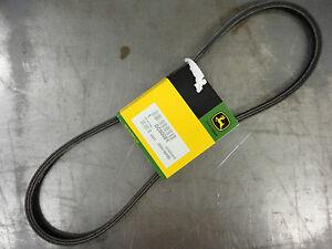 JOHN DEERE OEM Drive Belt for the JS63 Walk Behind Lawn Mower GC00081