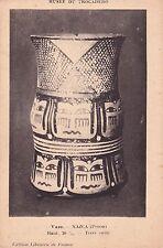 Paris musée du trocadéro vase nazca peru