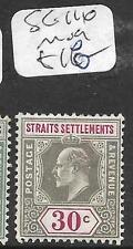 MALAYA STRAITS SETTLEMENTS (PP1201B) KE 30C   SG 116   MOG