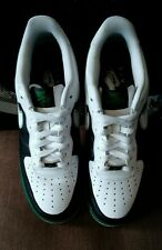 Nike Air Force 1  Barkley  Black Green White 317295-011 Jordan low