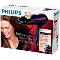 Philips HP8233/00 Secador de Pelo ThermoProtect Ionic 2200W Ajuste Optimo Temp.