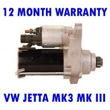 VW Jetta MK3 Mk III 1.6 FSI Sedán 2005 2006 2007 2008-2010 Motor de Arranque