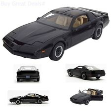 Elite Heritage Knight Rider 1:18 Scale K I T T Original Smart Car New