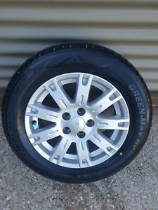 BA Fairmont Wheel and Tyre #13 - Pick up from Arundel