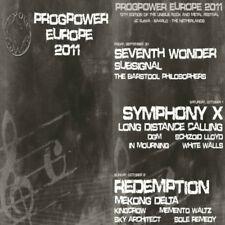 Progpower Festival - Progpower 2011 T-Shirt-S #121551 - S
