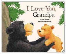 I Love You Grandma (Picture Board Books) by Jillian Harker, Kristina Stephenson