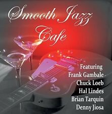SMOOTH JAZZ CAFE - SMOOTH JAZZ CAFE  CD NEUF