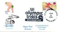 OLYMPIC CANCEL - OLYMPIC TRIALS SWIMMING  2008  OLY222
