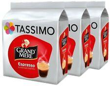 3 x Packs Tassimo Grand Mere Espresso T Discs Pods 48 T Discs 48 Expresso Drinks