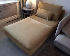 Ikea Soderhamn, Chaise Longue COVER ONLY - Samsta Dark Yellow