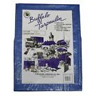 10 Ft. X 20 Ft. Buffalo Blue Poly Tarp