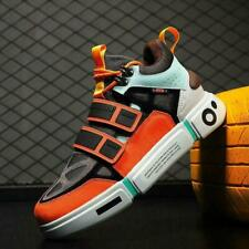 Mens High Top Casual Shoes Jogging Sports Canvas lightweight  Athletic Sneakers