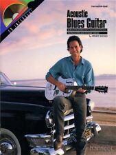 Acoustic Blues Guitar Kenny Sultan TAB Book & CD Open & Standard Tunings Slide