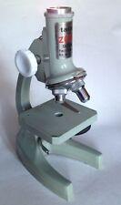 Vintage Tasco 900X Zoom Microscope.