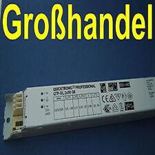 EVG 2 x 55W Dulux L Lampen OSRAM Vorschaltgerät