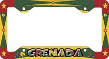 GRENADA LICENSE PLATE FRAME SPICE ISLAND