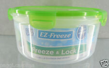 EZ FREEZE - CONTENITORE FREEZER E LOCK CON COPERCHIO REFRIGERANTE 2,04 L VERDE