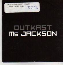 (BR19) Outkast, Ms Jackson - DJ CD