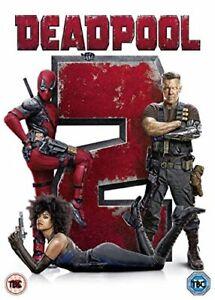 Deadpool 2 - Ryan Reynolds 2018 [DVD][Region 2]