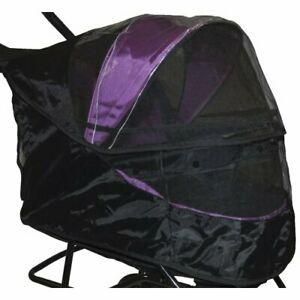 Special Edition Weather Cover for No Zip Large Black Special Edition Strollers