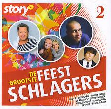 De grootste Feestschlagers vol. 2 (CD)