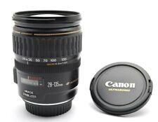 Canon Zoom EF Lens 3,5-5,6 / 28-135 mm IS USM Auto Focus EOS Ultrasonic d30