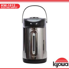 Kyowa 4L Stainless Electric Airpot with Auto Keep Warm Water Boiler KW-1812