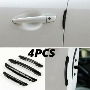 4x Car Door Edge Scratch Anti-collision Protector Guard Strip Cover Accessories