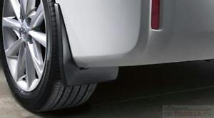 Toyota OEM Prius V TMS Mudguards 2012 - 2017 Splash Shield Mud Flaps