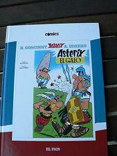Astérix en espagnol - Asterix el Galo - Ed Comics El Pais