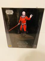 Star Wars Gentle Giant Darth Malak Statue Limited *Missing Red lightSaber*