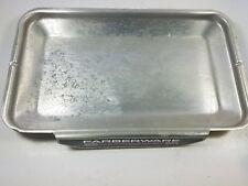 Farberware Open Hearth Electric Broiler Rotisserie Drip Tray Vintage T-8