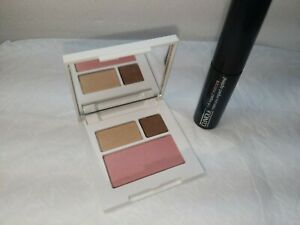 Clinique Duo Like Mink And cupid Blush High Impact Mascara Travel Size Black