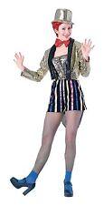 Ladies Columbia Rocky Horror Picture Show Fancy Dress Halloween Costume Medium