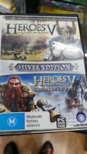 Heroes V (5)-Of Might and Magic-PC silver edition Game