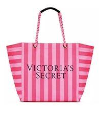 Victoria's Secret PINK Striped Tote Bag New.