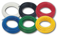 NYLON TUBE FLEXIBLE HOSE, AIR RIDE PNEUMATIC, PUSH FIT, METRIC & IMPERIAL SIZES