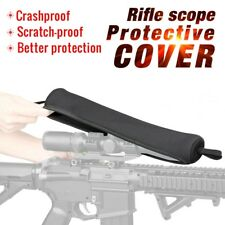 1PC 33x6.5x4.5cm Hunting Neoprene Riflescope Cover Case Scope Bag Pouch