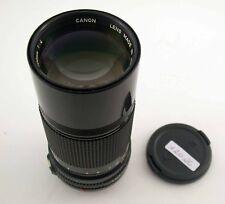 Canon FD 4/200 200 200 mm f4 4 IF Modular a7 MFT NEX Top Prime Lens/18