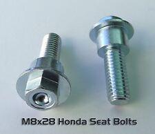"""Honda CRF Seat Bolts M8x28 """"14-17"""" CRF250R """"13-16"""" CRF450R replace 90121-MEN-A70"""
