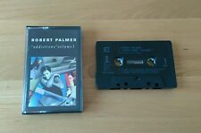 Robert Palmer Addictions Volume I 1989 UK Cassette Album ICT9944 Soft Rock Pop