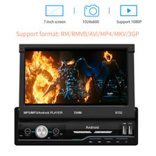 7'' 1DIN Android 8.1 GPS Bluetooth WiFi 1+16G Car Radio Video Stereo MP5 Player