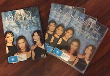 CHARMED: COMPLETE THIRD (3) SEASON Region 4 DVD