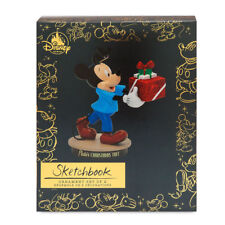 Disney's Mickey Mouse Through the Years Limited Edition Ornament Set, NEW