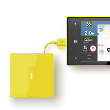 Nokia DC-18 tragbaeres Micro USB Ladegerät gelb NEU OVP externe Powerbank