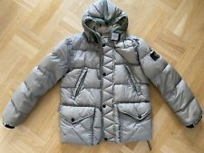 STONE ISLAND DOWN JACKET VINTAGE 2010. Reversible In Large