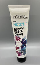 L'Oreal Advanced Hairstyle Air Dry It Undone Style Cream - 5.1oz Full Size BG6