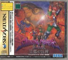(Used) Sega Saturn Shining Force III Scenario 1 [Japan Import]