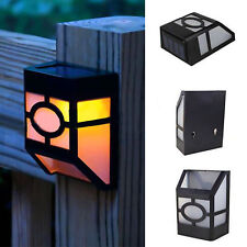 Solar LED Light for Fence Pole/Wall Garden Decoration Rain Proof